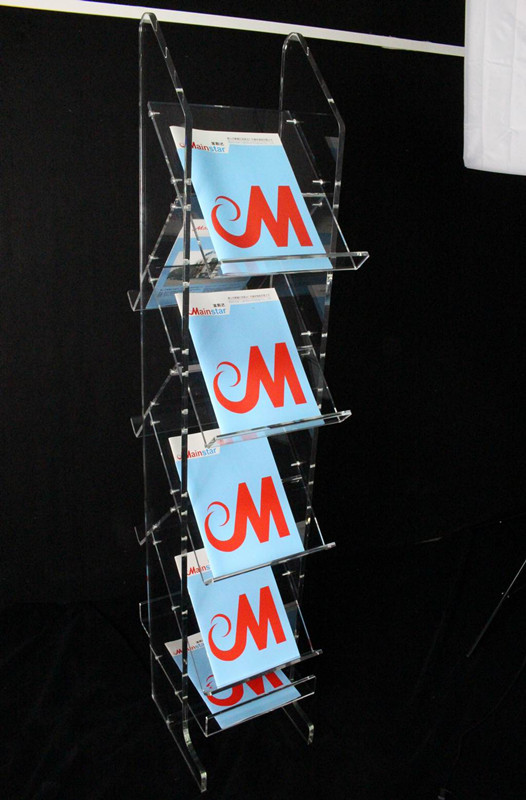 MS-AD014/brochure display rack